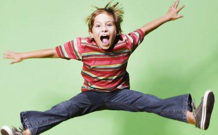 Правильне виховання гіперактивної дитини в сім'ї