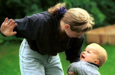 Нужно ли наказание детей ремнем по попе