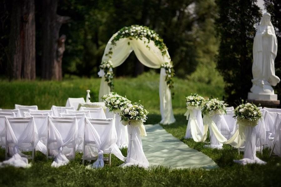 Как должна проходить выездная церемония