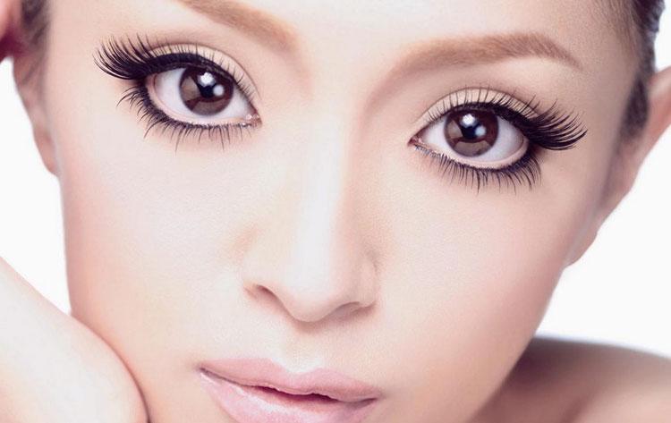 Макияж глаз увеличивающий легкий фото