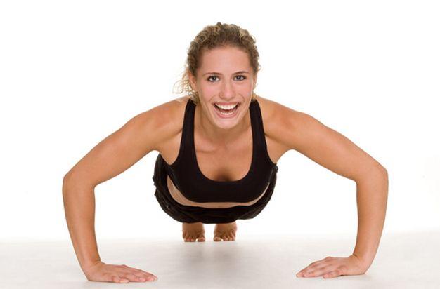 как похудеть в руках дома