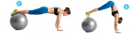Фітнес вправи в домашніх умовах для схуднення
