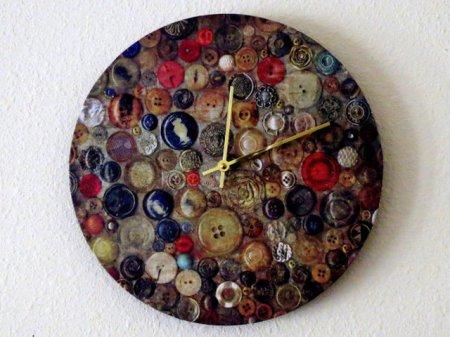 Як зробити годинник хенд мейд