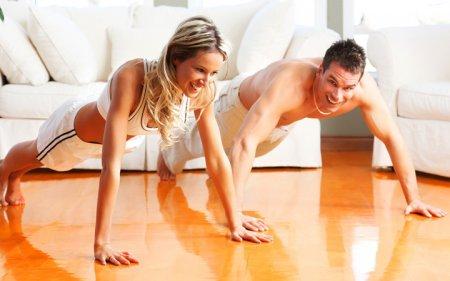 Як займатися фітнесом вдома, якщо не хочеться: фітнес для ледачих