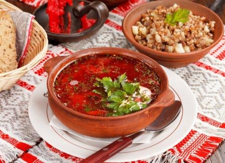 Кращі кулінарні рецепти україни
