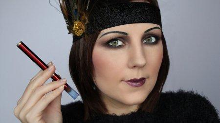 Что модно сегодня из макияжа 1920 годов?