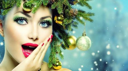 Як зробити макіяж на Новий рік
