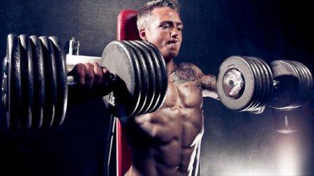 питание спортзал похудение