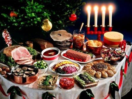Лучшие праздничные блюда на Новый год 2016