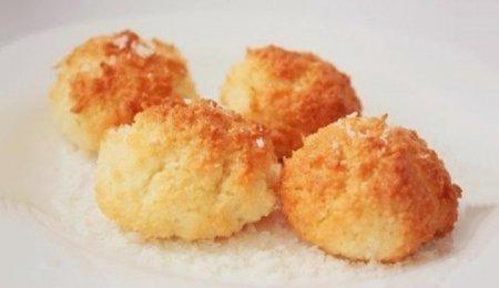 Кокосове ароматне печиво