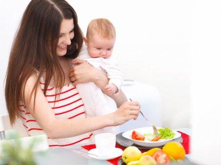 Лучшая диета для похудения при кормлении грудным молоком
