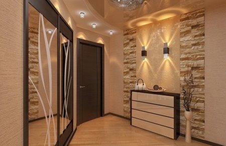 Как оформить интерьер прихожей в квартире: ТОП-3 варианта