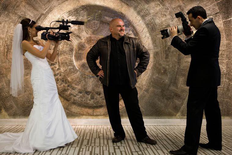 Как найти на свадьбу фотографа