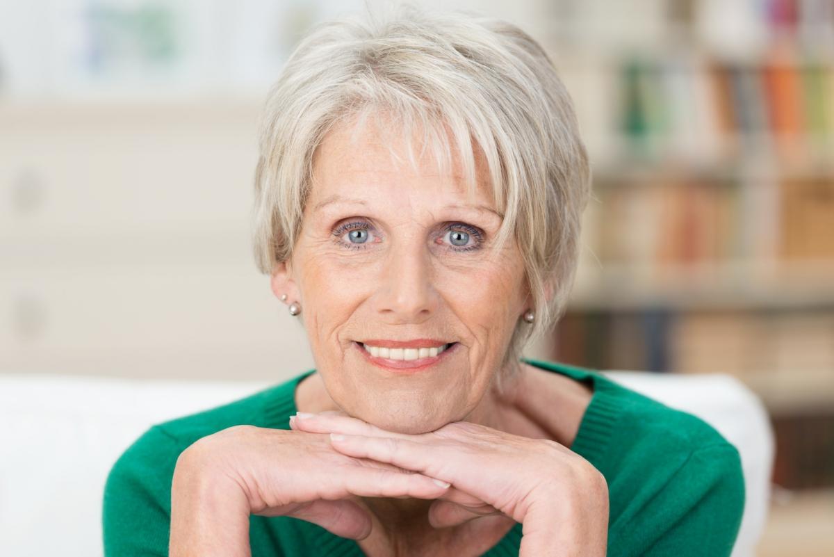 Фото женщин 50 лет раком 12 фотография