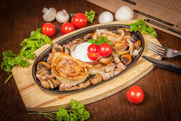 Блюда из мяса с фотографиями и рецептами