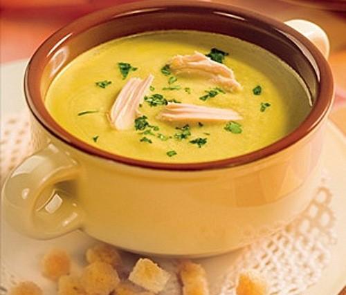 как сварить суп пюре рецепты