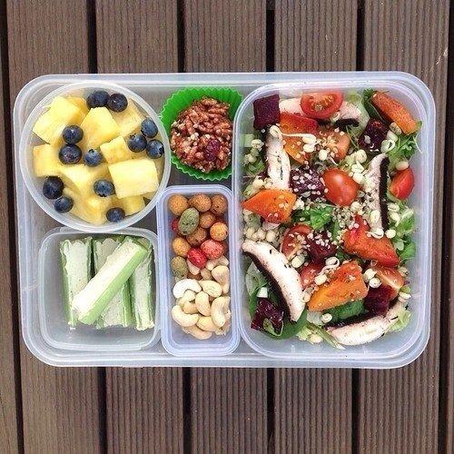 как нужно питаться чтобы похудеть за месяц