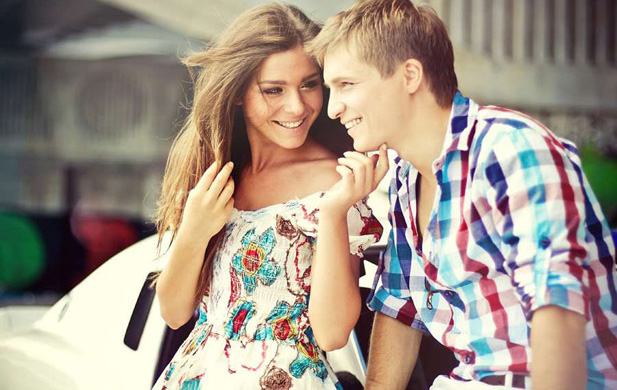 как одеться на знакомство с парнем