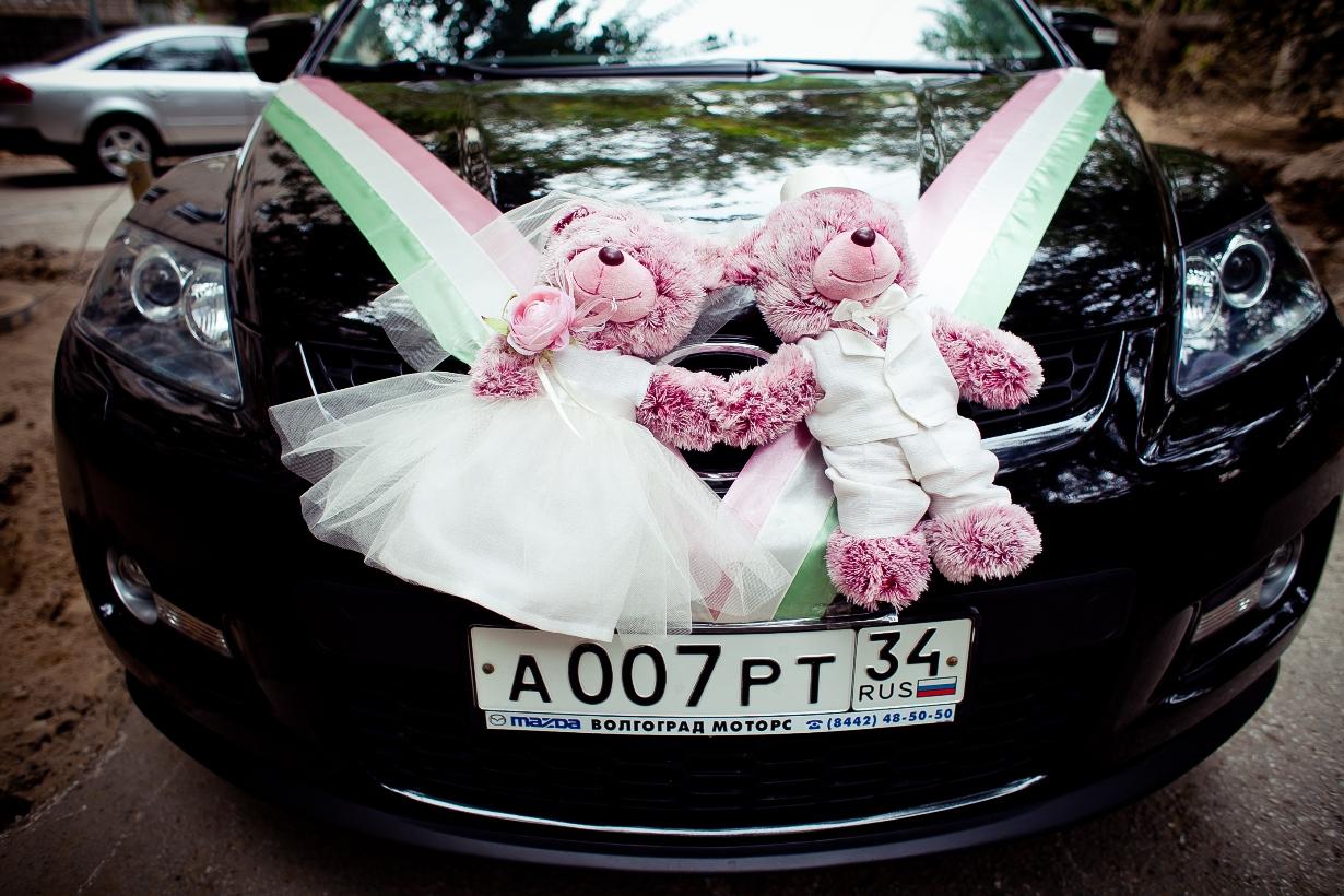 Украшение на машины на свадьбу своими руками фото пошагово в