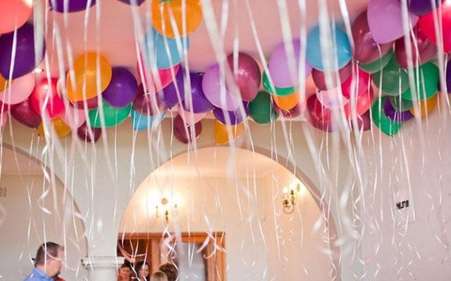 Как самостоятельно украсить зал для свадьбы