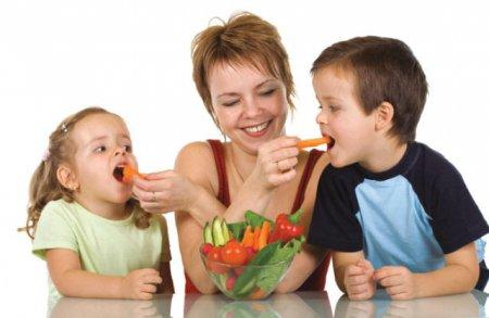 Как укрепить иммунитет ребенка в домашних условиях