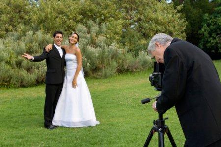 Фотограф на свадьбу: правила выбора