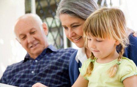 Виховання дітей бабусями і дідусями. Успіх можливий!