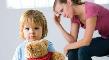 Виховання дітей або як не зійти з розуму з дитиною
