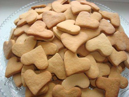 Кращі рецепти печива: просто і швидко
