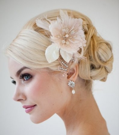 Весільні і вечірні зачіски – що буде модно в 2016 році?