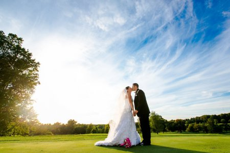 Цікаві ідеї для весільної фотосесії