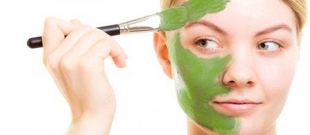 маски для чищення особи