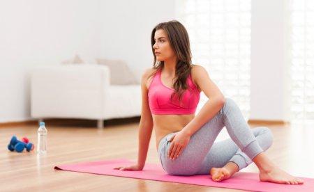 Домашний фитнес: ТОП-5 упражнений для быстрого похудения