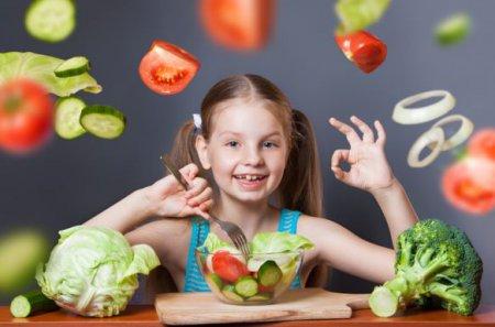 Что входит в здоровое питание для ребенка?