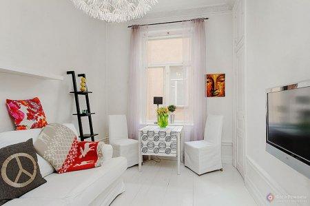7 простых способов сделать интерьер маленькой квартиры больше