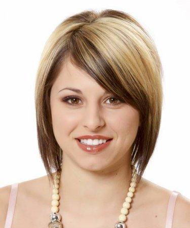 Як вибрати зачіску для круглого обличчя? Пройдіть тест і дізнайтеся!