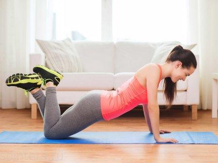 Домашній фітнес: схуднути швидко реально!