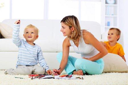 Как воспитать ребенка без наказания