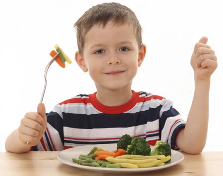 Выбираем рацион питания школьника