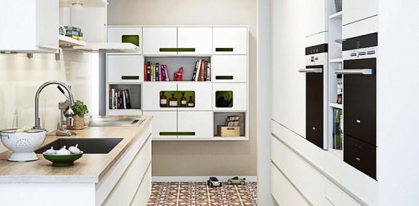 Дизайн для маленькой кухни на даче