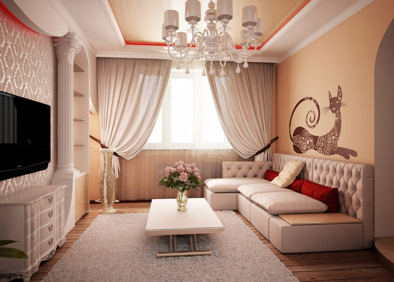 Не дорогие дизайны для квартиры