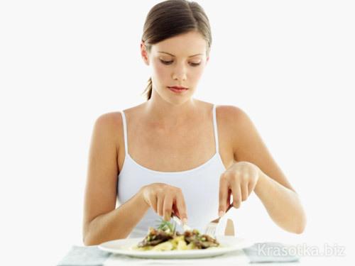 питание 5 раз в день для похудения