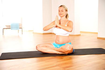 Упражнения от целлюлита на ногах для беременных
