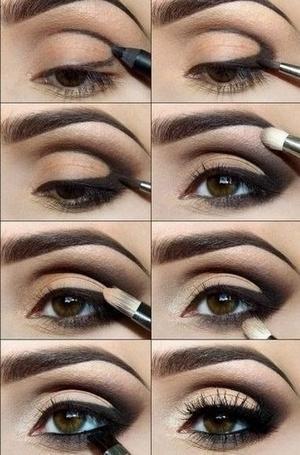 Как правильно делать макияж глубоко посаженных глаз 192