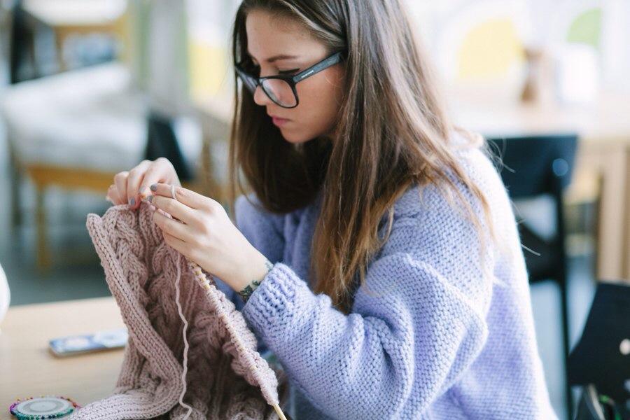 Модное вязание и рукоделие