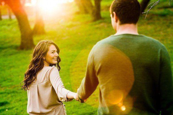 первое свидание и знакомство с