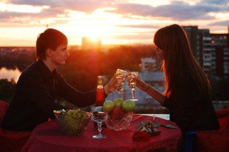 Як організувати побачення на даху: ТОП-10 порад