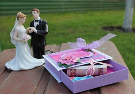 Оригинальные и шуточные подарки на свадьбу