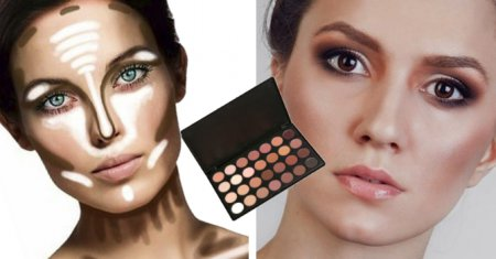 Как сделать макияж (пошаговая инструкция)