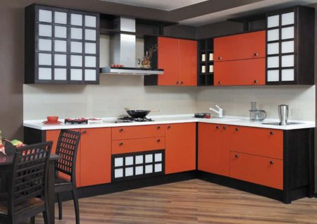 Кухня в японском стиле. Минимализм снова в моде